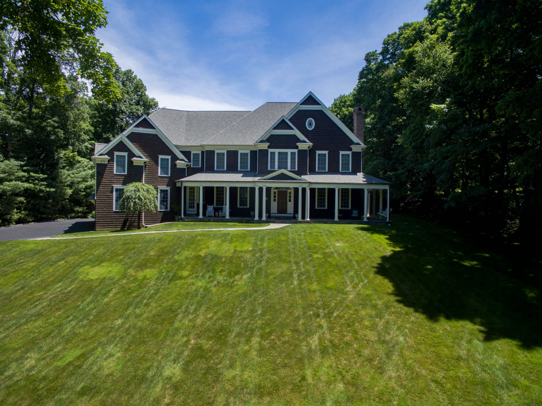 Ridgefield Home, CT Real Estate Listing