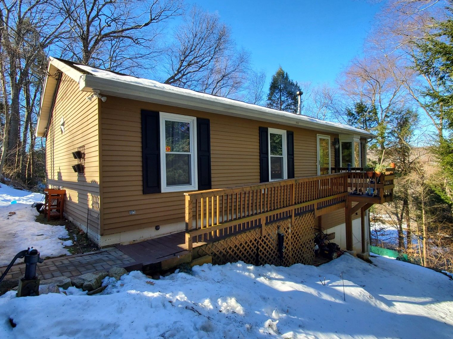 Seymour Home, CT Real Estate Listing